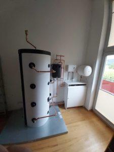 Wodtke Pelletzimmerofen mit Pufferspeicher in Lindenfels 09