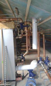 Viessmann Luft/Wasser-Wärmepumpe Enthärtungsanlage von Grünbeck in Heppenheim 03
