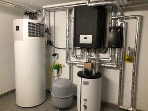Umbau von Ölheizung auf Wärmepumpe