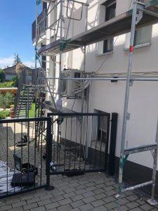 Multisplit Klimaanlage mit einem Außengerät und 5 Innengeräten - Altbau in 64625 Bensheim-Auerbach